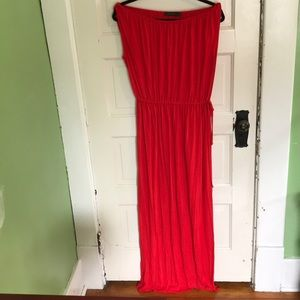 The Limited Red Maxi Dress Size M